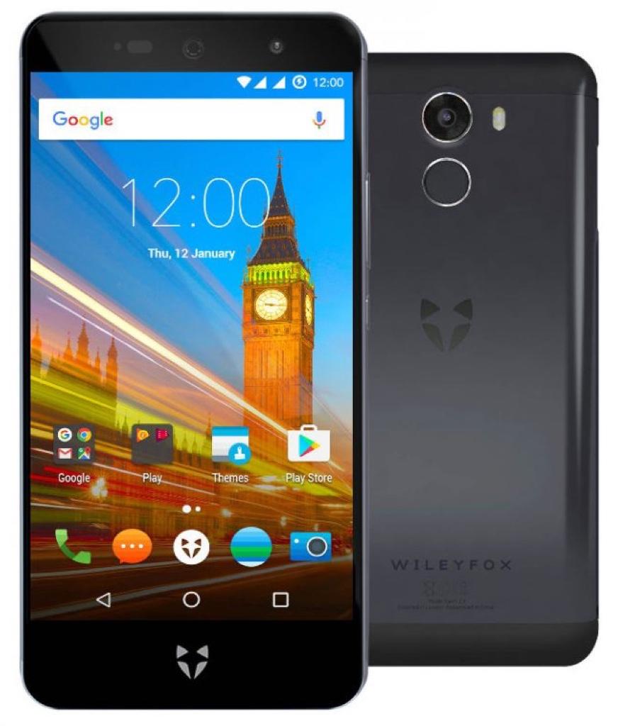 Wileyfox Swift 2X Android アンドロイド スマートフォン スマホ スペック 性能 2017年