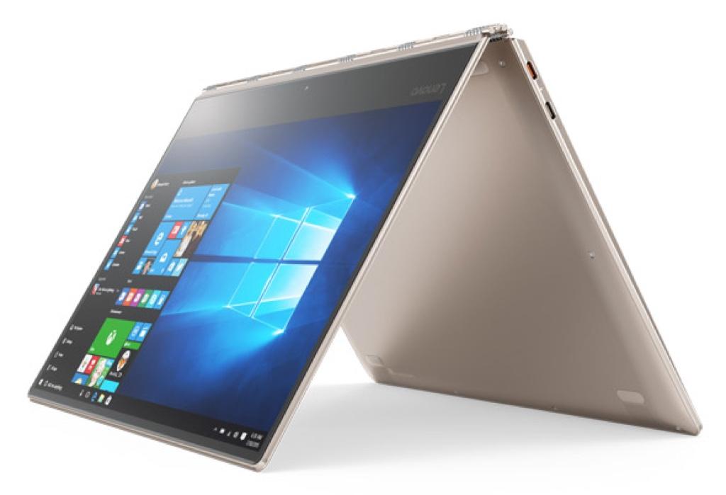 Lenovo YOGA 910 レノボ Windows ウィンドウズ パソコン タブレット スペック 性能 2017年