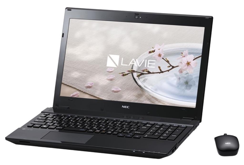 NEC NS700/GA Windows ウィンドウズ ノートパソコン ノートPC スペック 性能 2017年