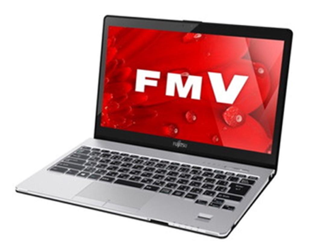 LIFEBOOK SH90/B1 富士通 Windows ウィンドウズ ノートパソコン ノートPC スペック 性能 2017年