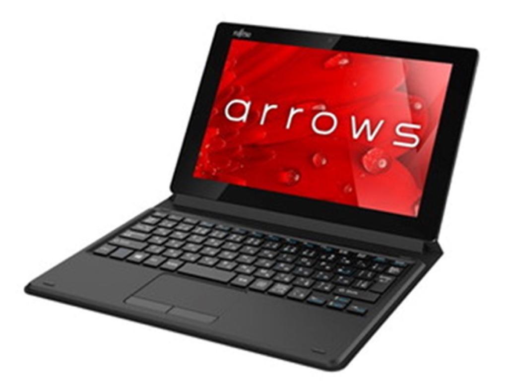arrows Tab QH35/B1 富士通 アローズ タブ Windows ウィンドウズ  Tablet タブレット スペック 性能 2017年