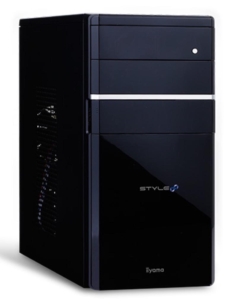 TYLE-M022-i7-RNR パソコン工房 ユニットコム Windows ウィンドウズ パソコン PC スペック 性能 2017年