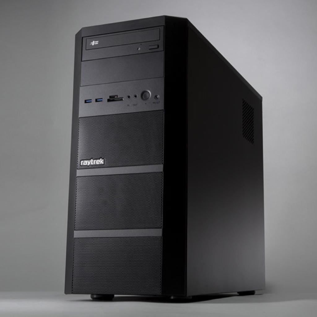 raytrek-V XT レイトレック クリエイター向け ドスパラ BTO Windows ウィンドウズ デスクトップパソコン デスクトップPC スペック 性能 2017年