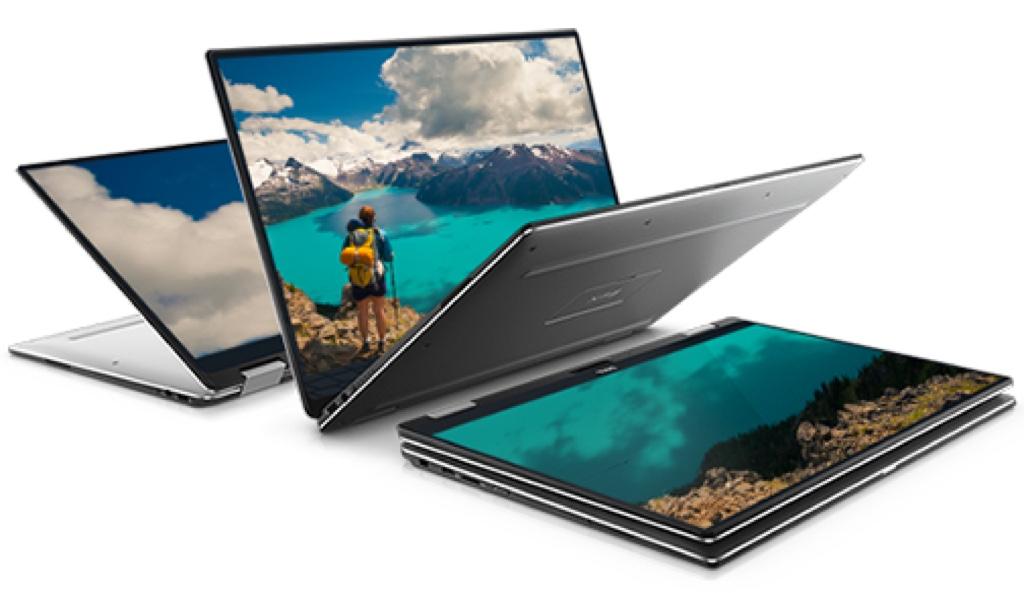New XPS 13 2-in-1 Windows ウィンドウズ ノートパソコン ノートPC スペック 性能 2017年 DELL デル