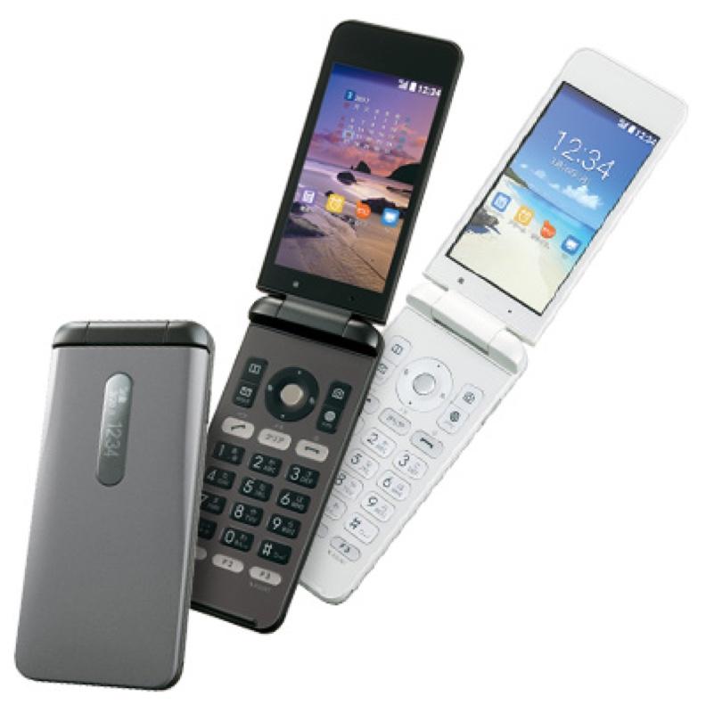 DIGNO Phone ガラケー フィーチャーフォン スペック 性能 2017年
