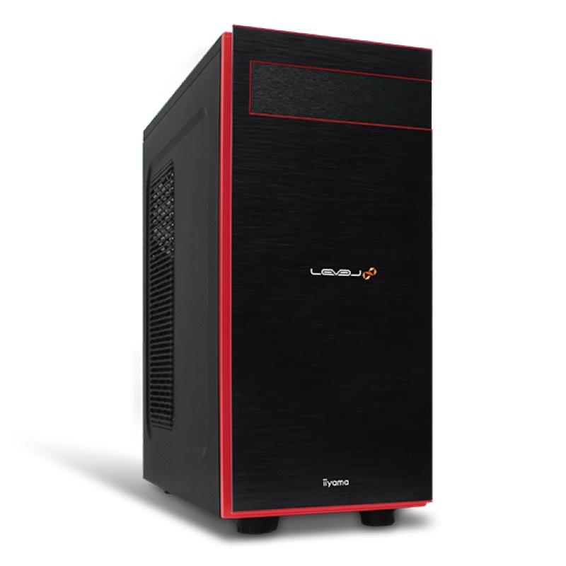 LEVEL-R027-i7-VNR-7th パソコン工房 ユニットコム Windows ウィンドウズ デスクトップパソコン デスクトップPC ゲーミングパソコン スペック 性能 2017年