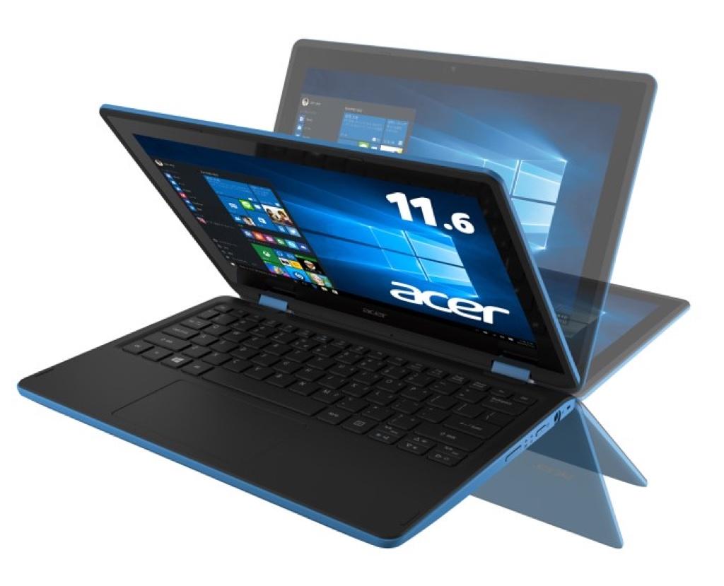 Acer Aspire R11 Windows ウィンドウズ ノートパソコン ノートPC スペック 性能 2017年 エイサー