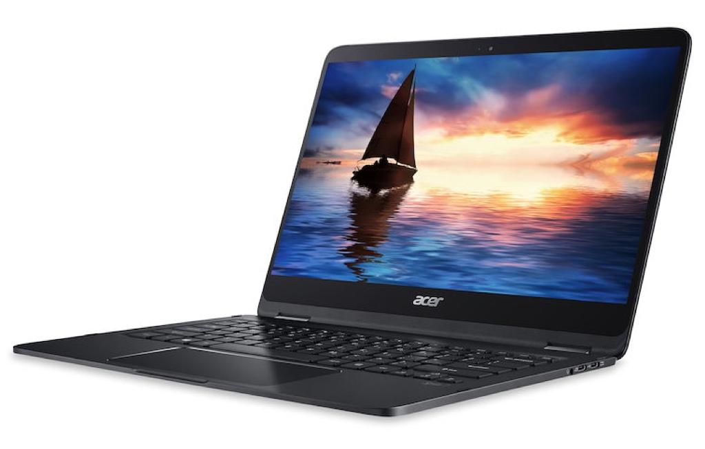 Acer Spin 7 Windows ウィンドウズ ノートパソコン ノートPC スペック 性能 2017年 エイサー