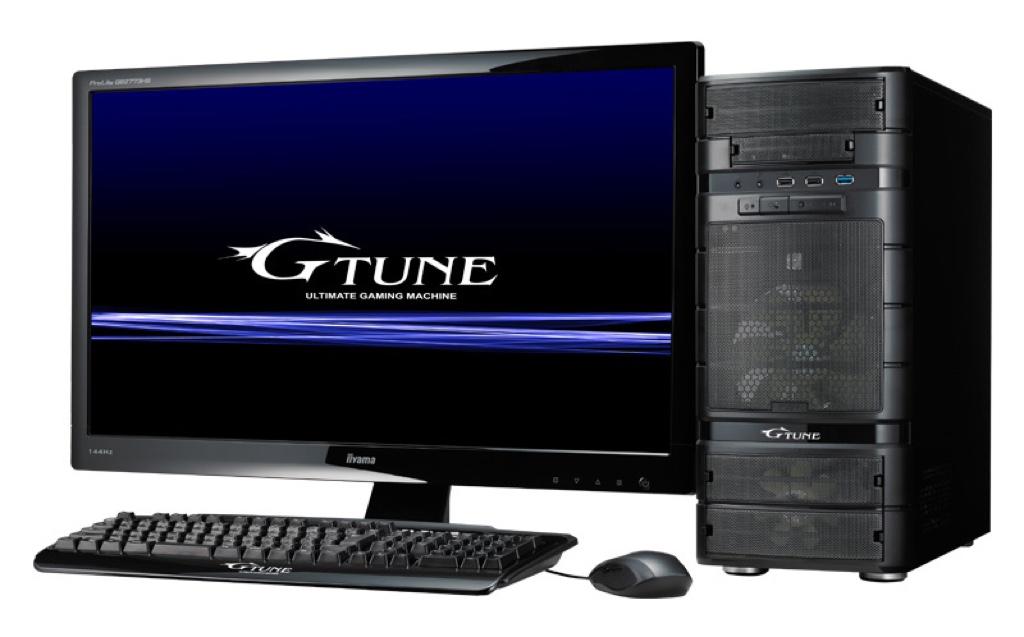 NEXTGEAR-MICRO im570BA7-XLE X-LEGEND推奨 マウスコンピューター G-Tune Windows ウィンドウズ パソコン PC スペック 性能 2017年