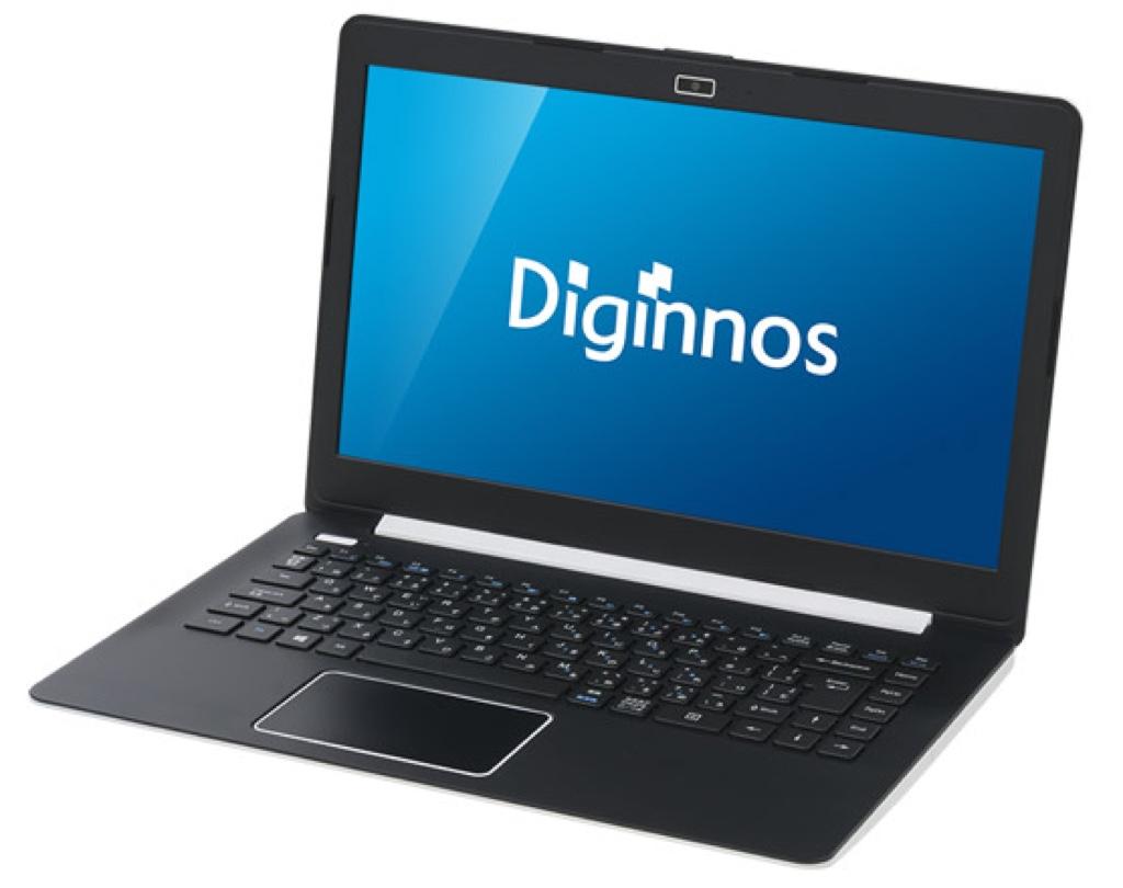 Altair VH-AD3 ドスパラ BTO Windows ウィンドウズ ノートパソコン ノートPC スペック 性能 2017年