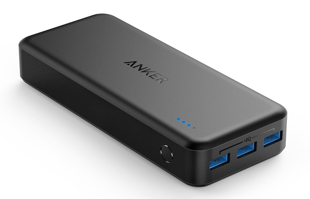 Anker PowerCore II 20000 アンカー パワーコア モバイルバッテリー 2017年