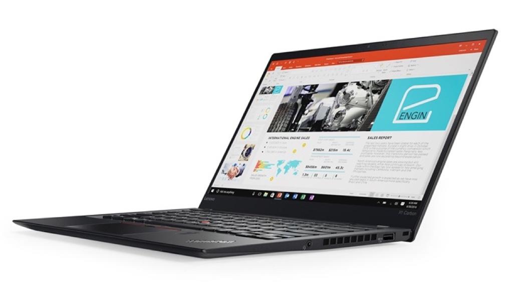 Lenovo ThinkPad X1 Carbon レノボ カーボン Windows ウィンドウズ ノートパソコン ノートPC スペック 性能 2017年