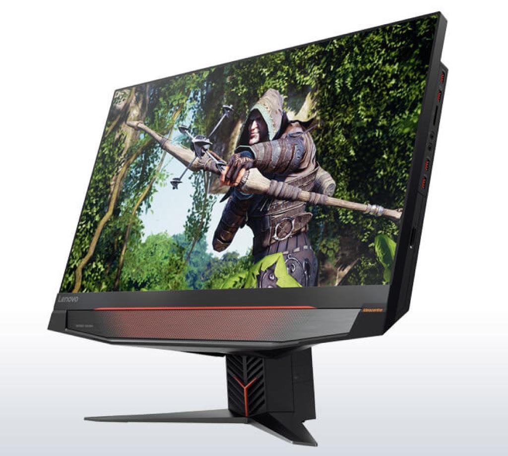 Lenovo ideacentre AIO Y910 一体型 オールインワン パソコン PC スペック 性能 2017年