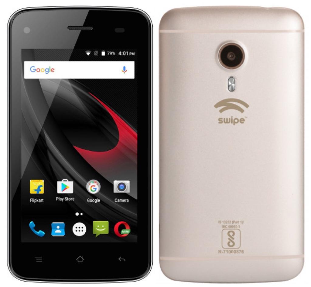 Swipe Konnect Star Android アンドロイド スマートフォン スマホ スペック 性能 2017年