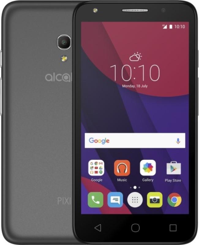 Alcatel Pixi 4 TCL Android アンドロイド スマートフォン スマホ スペック 性能 2017年