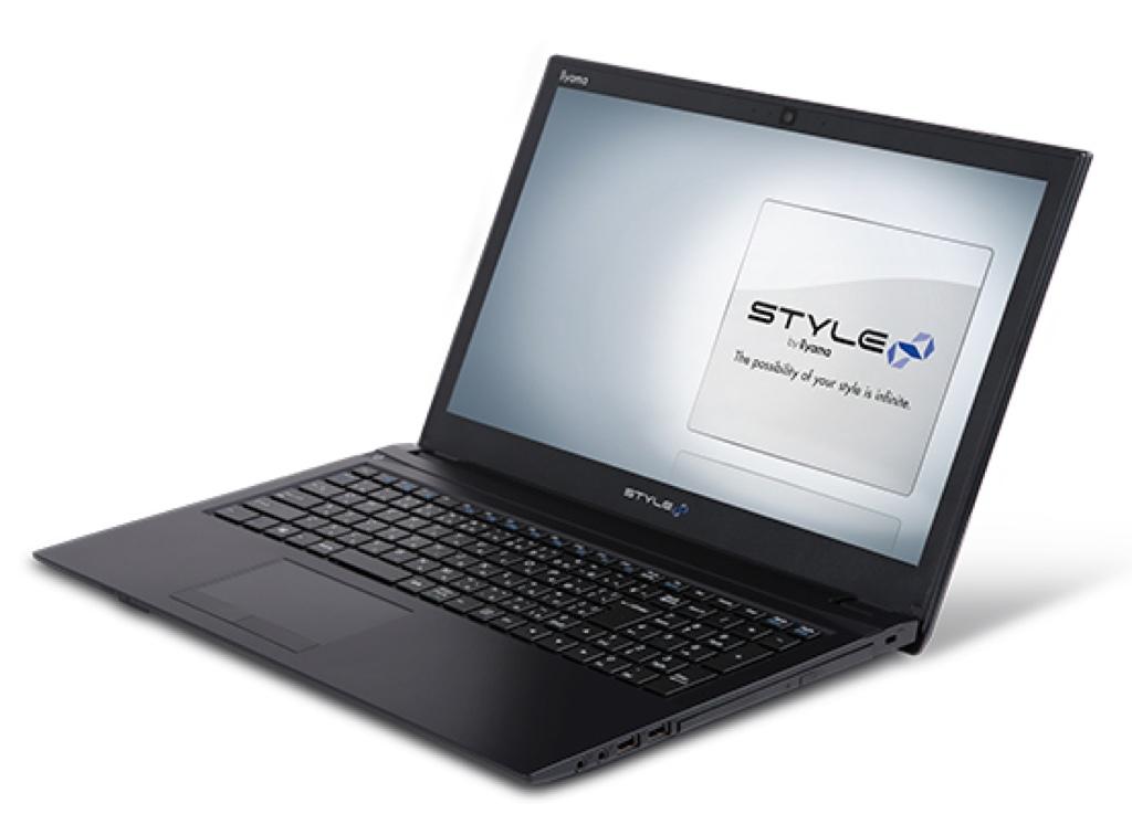 STYLE-15FH037-i5-HMES iiyama ユニットコム パソコン工房 Windows ウィンドウズ ノートパソコン ノートPC スペック 性能 2017年