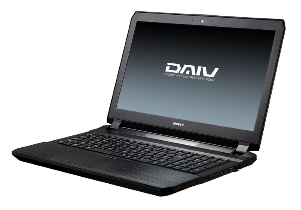 DAIV-NG5720S1-SH2 マウスコンピューター Windows ウィンドウズ ノートパソコン ノートPC スペック 性能 2017年