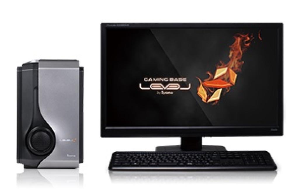 Lev-C122-i5-LNSSM iiyama パソコン工房 ユニットコム Windows ウィンドウズ デスクトップパソコン デスクトップPC スペック 性能 2017年