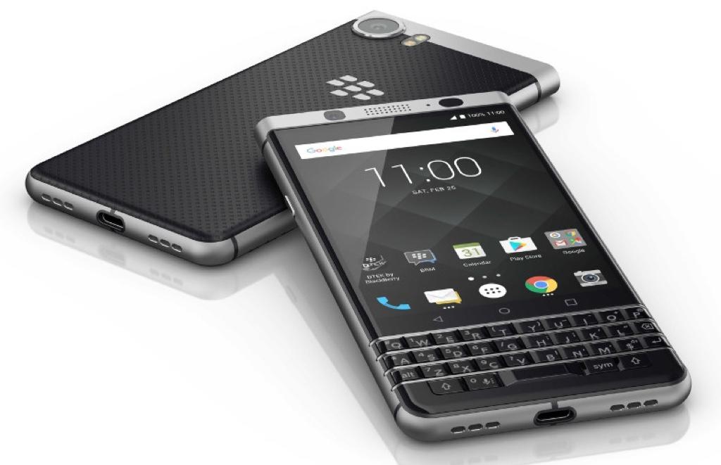 BlackBerry KEYone ブラックベリー Android アンドロイド スマートフォン スマホ スペック 性能 2017年