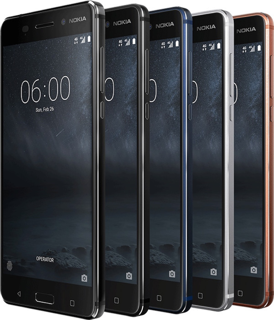 Nokia 6 ノキア Android アンドロイド スマートフォン スマホ スペック 性能 2017年