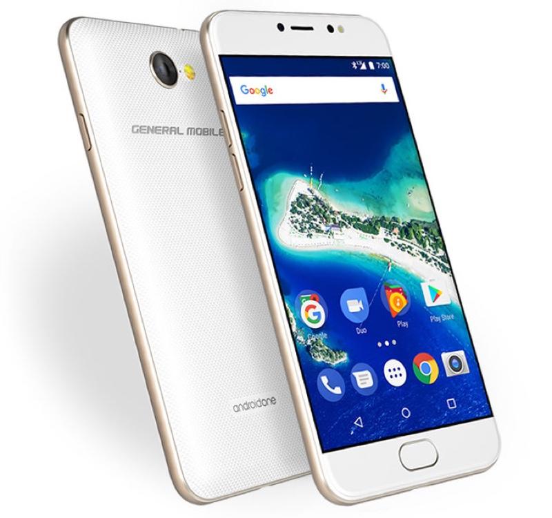 General Mobile GM 6 ゼネラル モバイル Android アンドロイド スマートフォン スマホ スペック 性能 2017年