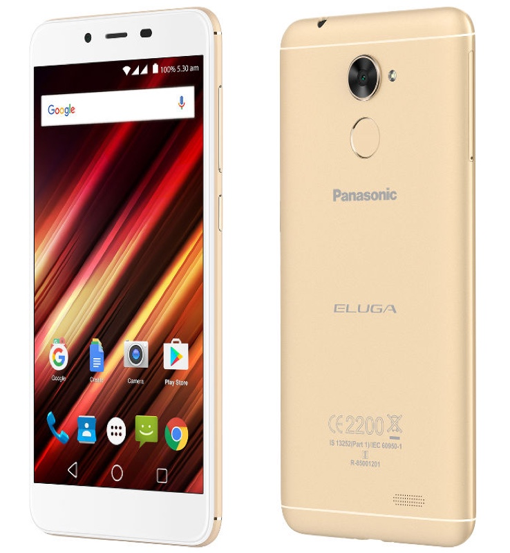Panasonic Eluga Pulse X パナソニック Android アンドロイド スマートフォン スマホ スペック 性能 2017年