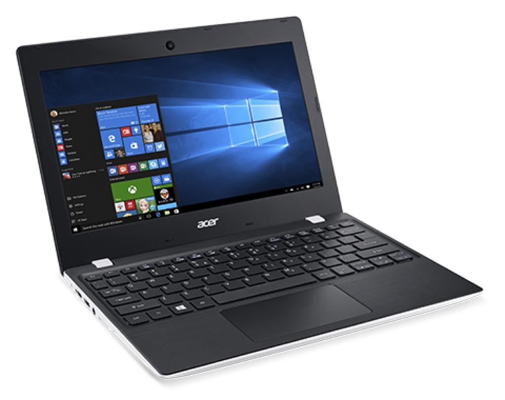 Acer Aspire One 11 AO1-132-H14N/W Windows ウィンドウズ ノートパソコン ノートPC スペック 性能 2017年 エイサー