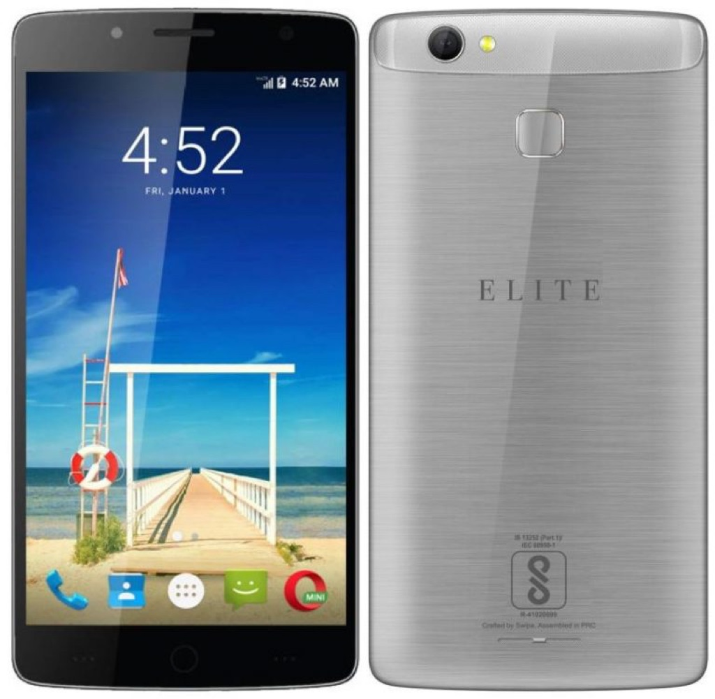 Swipe Elite Sense Android アンドロイド スマートフォン スマホ スペック 性能 2017年