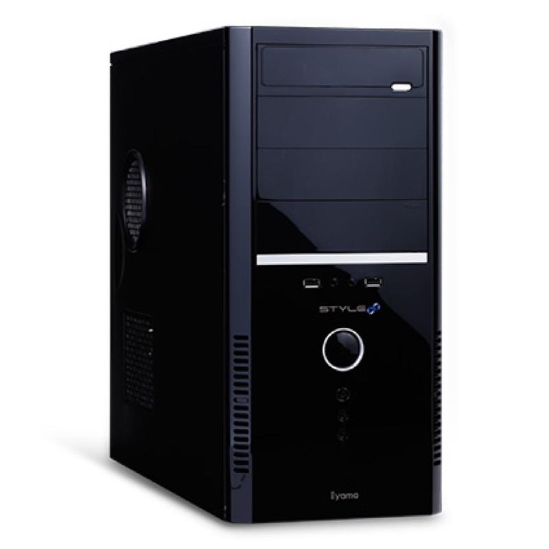 STYLE-R0X3-R7-RN iiyama パソコン工房 ユニットコム Windows ウィンドウズ デスクトップパソコン デスクトップPC スペック 性能 2017年
