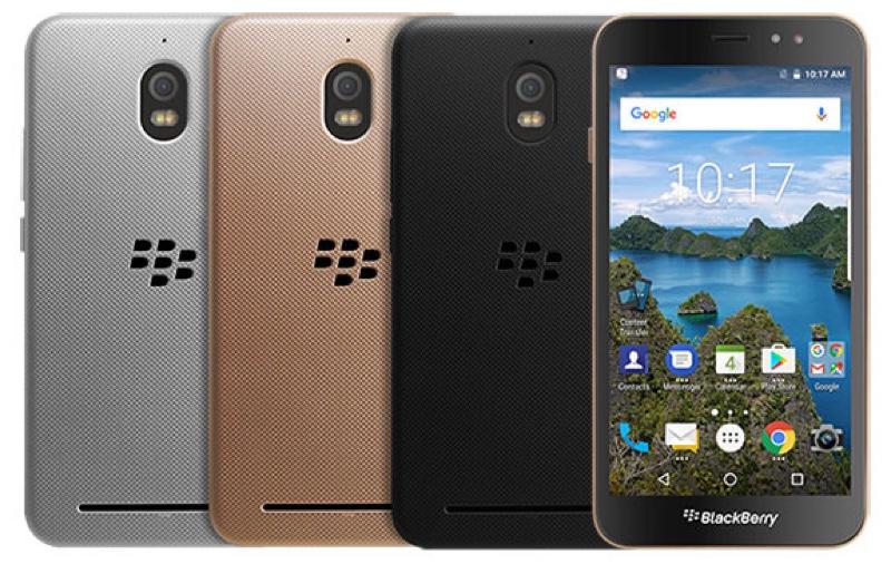 BlackBerry Aurora ブラックベリー Android アンドロイド スマートフォン スマホ スペック 性能 2017年