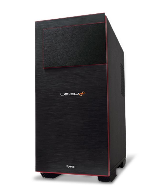 LEVEL-G009-i7BK-XNA iiyama パソコン工房 ユニットコム Windows ウィンドウズ デスクトップパソコン デスクトップPC スペック 性能 2017年 ゲーミングパソコン