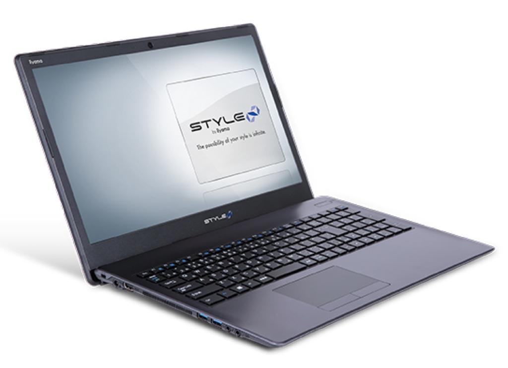 STYLE-15HP034-C-EEV iiyama ユニットコム パソコン工房 Windows ウィンドウズ ノートパソコン ノートPC スペック 性能 2017年