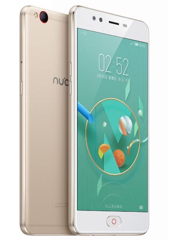 ZTE Nubia M2 Lite Android アンドロイド スマートフォン スマホ スペック 性能 2017年