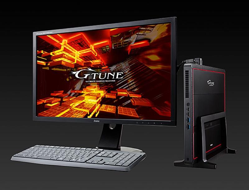 NEXTGEAR-SLIM is100 シリーズ マウスコンピューター G-Tune Windows ウィンドウズ パソコン PC スペック 性能 2017年 ゲーミングパソコン