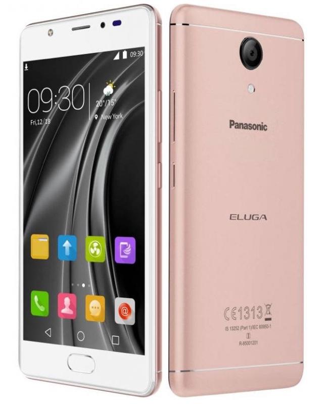 Panasonic Eluga Ray Max パナソニック Android アンドロイド スマートフォン スマホ スペック 性能 2017年