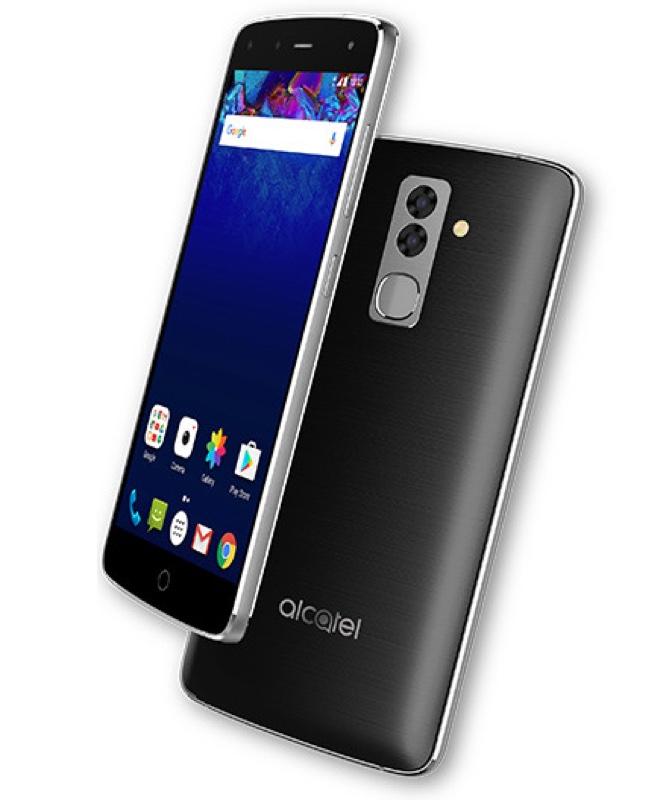 Alcatel Flash アルカテル Android アンドロイド スマートフォン スマホ スペック 性能 2017年
