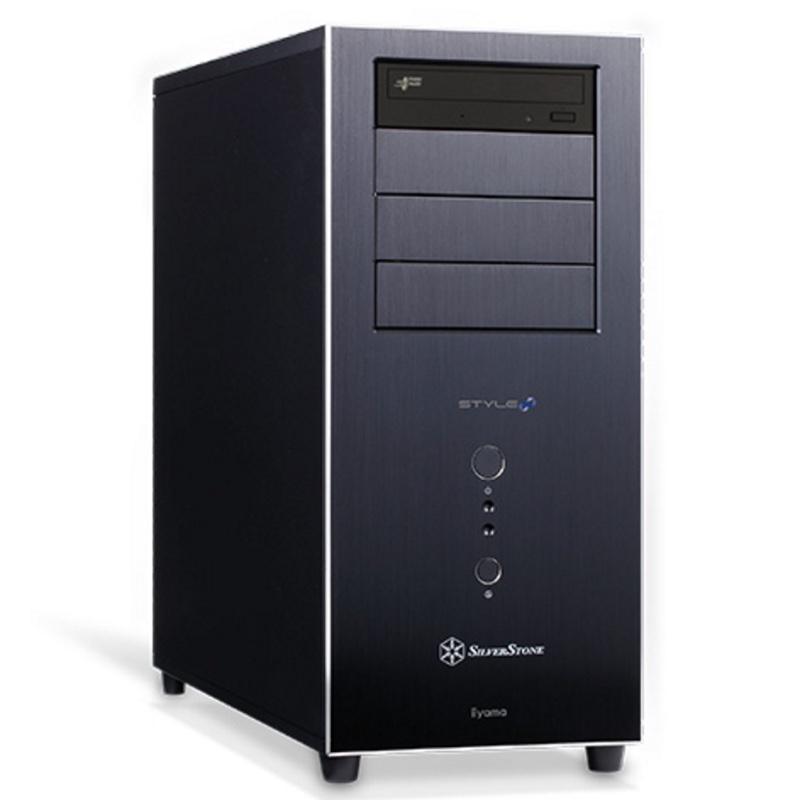 STYLE-Q009-i7BX-XNR パソコン工房 ユニットコム Windows ウィンドウズ デスクトップパソコン デスクトップPC クリエイター向け スペック 性能 2017年
