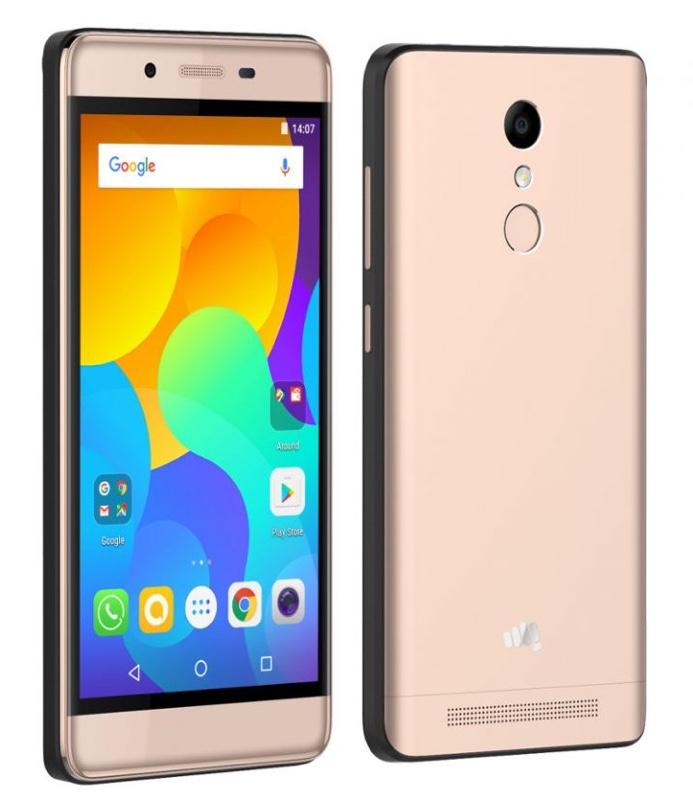 Micromax Evok Power マイクロマックス インド Android アンドロイド スマートフォン スマホ スペック 性能 2017年