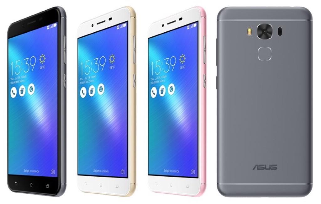 ASUS ZenFone 3 Max ZC553KL エイスース ゼンフォン Android アンドロイド スマートフォン スマホ スペック 性能 2017年