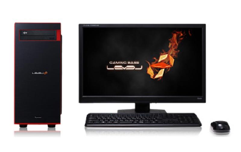 Lev-R027-i7K-XNSSM iiyama パソコン工房 ユニットコム Windows ウィンドウズ デスクトップパソコン デスクトップPC スペック 性能 2017年