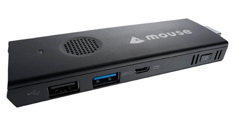 MS-CH01FV2 マウスコンピューター スティック Windows ウィンドウズ パソコン PC スペック 性能 2017年
