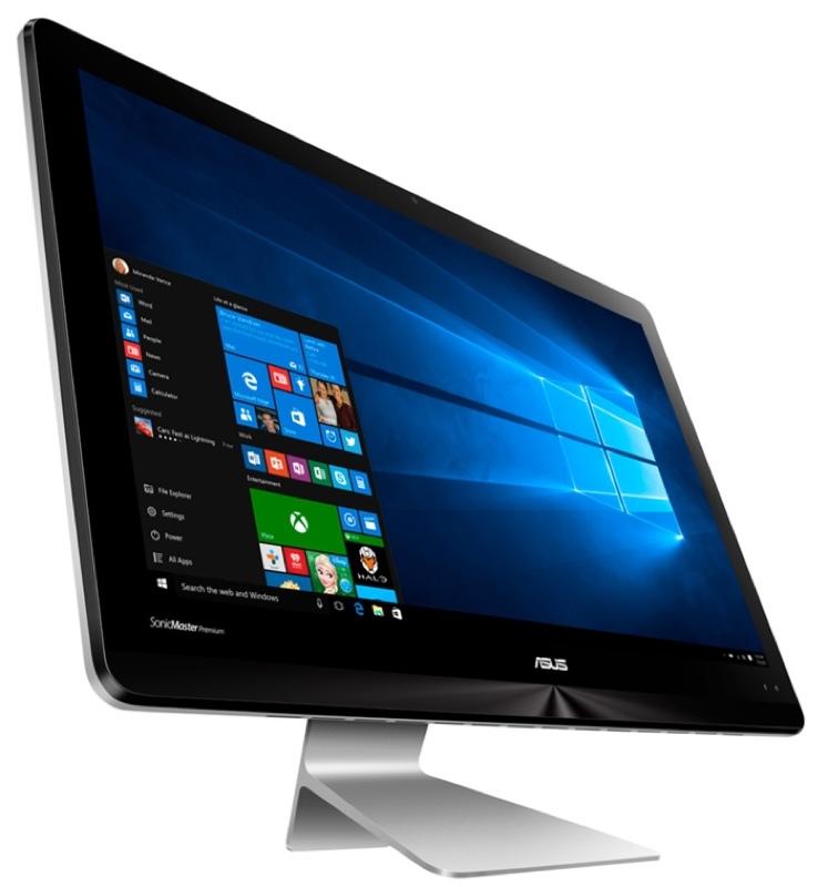 ASUS Zen AiO ZN220ICUK エイスース オールインワン 一体型 Windows ウィンドウズ パソコン PC スペック 性能 2017年