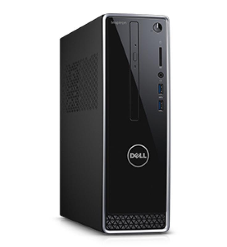 New Inspiron 3268 スモールデスクトップ DELL デル Windows ウィンドウズ パソコン PC スペック 性能 2017年