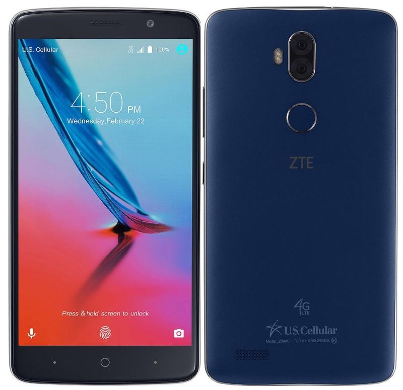 ZTE Blade Max 3 Android アンドロイド スマートフォン スマホ スペック 性能 2017年