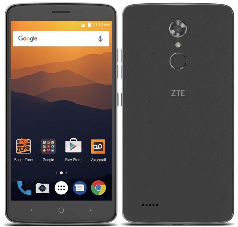 ZTE MAX XL Android アンドロイド スマートフォン スマホ スペック 性能 2017年