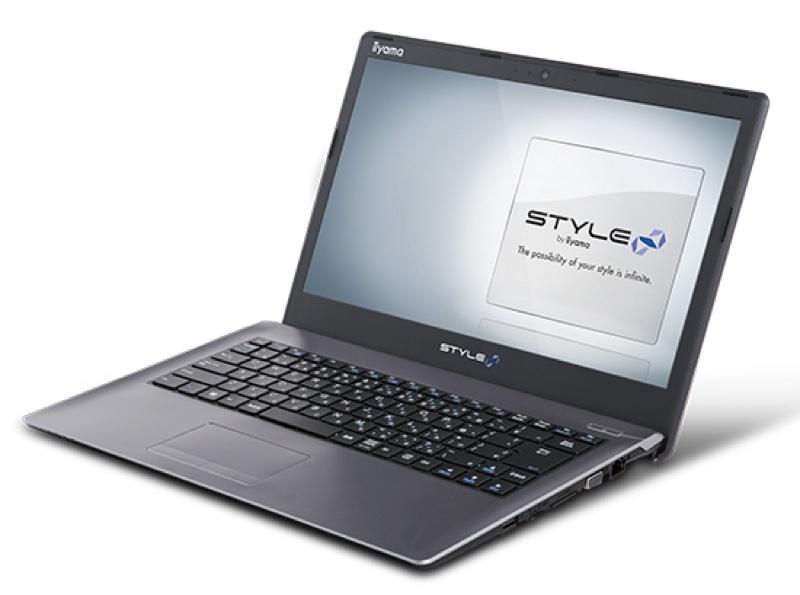 STYLE-14HP012-C-CE iiyama ユニットコム パソコン工房 Windows ウィンドウズ ノートパソコン ノートPC スペック 性能 2017年