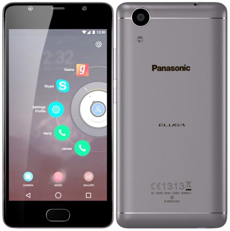 Panasonic Eluga Ray パナソニック エルーガ レイ Android アンドロイド スマートフォン スマホ スペック 性能 2017年