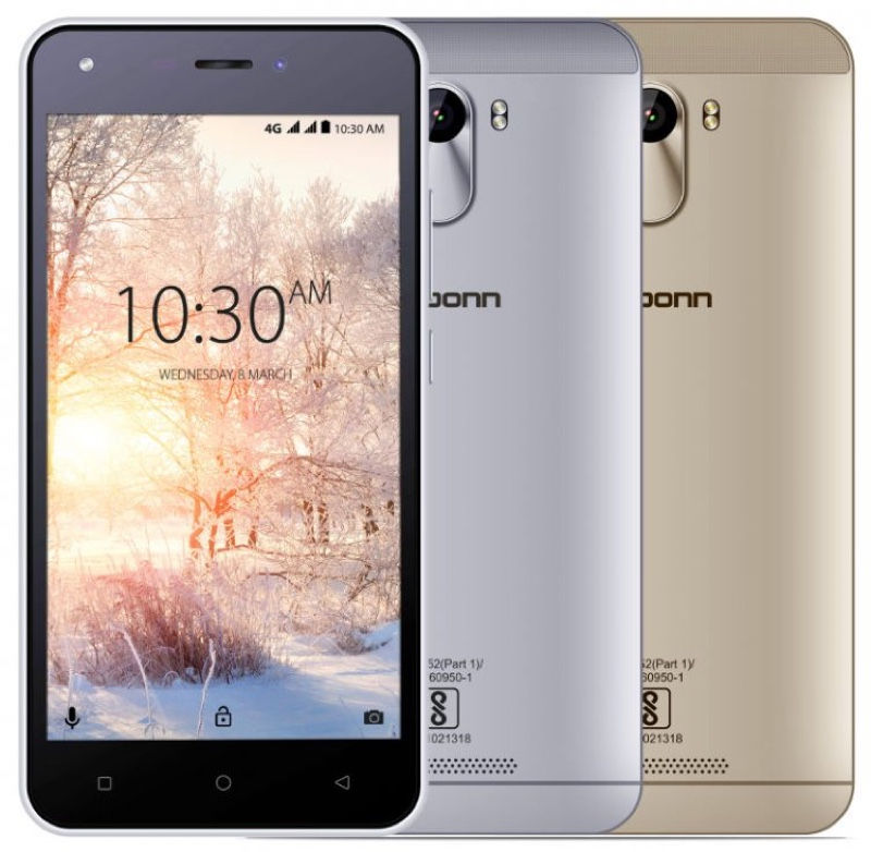 Karbonn Aura Power 4G Plus Android アンドロイド スマートフォン スマホ スペック 性能 2017年