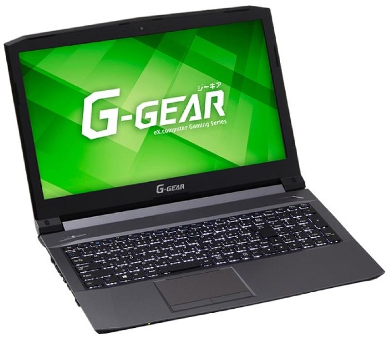 G-GEAR note N1564J-710/T ツクモ Windows ウィンドウズ パソコン PC スペック 性能 2017年