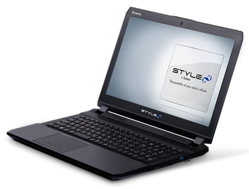 STYLE-15FX093-i7-RNFVI パソコン工房 ユニットコム iiyama BTO Windows ウィンドウズ ノートパソコン ノートPC スペック 性能 2017年
